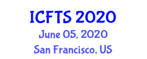 International Conference on Food Science and Technology (ICFTS) June 05, 2020 - San Francisco, United States