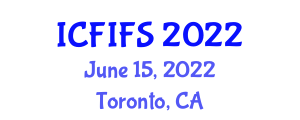 International Conference on Foodborne Illness and Food Safety (ICFIFS) June 15, 2022 - Toronto, Canada