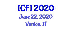 International Conference on Foodborne Illness (ICFI) June 22, 2020 - Venice, Italy