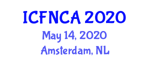 International Conference on Forensic Nursing and Child Abuse (ICFNCA) May 14, 2020 - Amsterdam, Netherlands