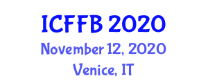 International Conference on Functional Foods and Biotechnology (ICFFB) November 12, 2020 - Venice, Italy