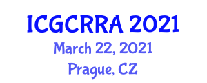 International Conference on Gas-Cooled Reactor and Regulatory Aspects (ICGCRRA) March 22, 2021 - Prague, Czechia