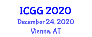 International Conference on Geography and Geosciences (ICGG) December 24, 2020 - Vienna, Austria