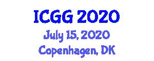 International Conference on Geography and Geosciences (ICGG) July 15, 2020 - Copenhagen, Denmark