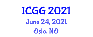 International Conference on Geography and Geosciences (ICGG) June 24, 2021 - Oslo, Norway