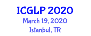 International Conference on Geomembrane Lifetime Prediction (ICGLP) March 19, 2020 - Istanbul, Turkey