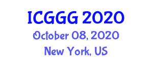 International Conference on Geotourism, Geography and Geology (ICGGG) October 08, 2020 - New York, United States