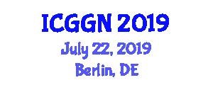 International Conference on Gerontology and Geriatric Nursing (ICGGN) July 22, 2019 - Berlin, Germany