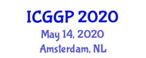 International Conference on Glacial Geology and Palaeoglaciology (ICGGP) May 14, 2020 - Amsterdam, Netherlands