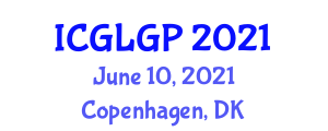 International Conference on Glacial Geomorphology and Palaeoglaciology (ICGLGP) June 10, 2021 - Copenhagen, Denmark