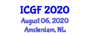 International Conference on Glass Fibers (ICGF) August 06, 2020 - Amsterdam, Netherlands