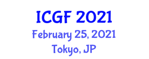 International Conference on Glass Fibers (ICGF) February 25, 2021 - Tokyo, Japan