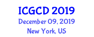 International Conference on Green Communications and Design (ICGCD) December 09, 2019 - New York, United States
