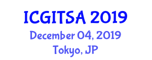 International Conference on Green Intelligent Transportation Systems and Applications (ICGITSA) December 04, 2019 - Tokyo, Japan