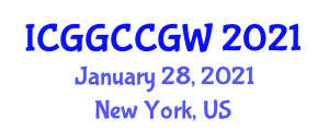 International Conference on Greenhouse Gases, Climate Change and Global Warming (ICGGCCGW) January 28, 2021 - New York, United States