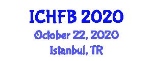 International Conference on Halal Food Bioprocessing (ICHFB) October 22, 2020 - Istanbul, Turkey