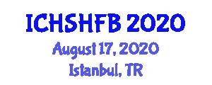 International Conference on Halal Sciences and Halal Food Biotechnology (ICHSHFB) August 17, 2020 - Istanbul, Turkey