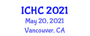 International Conference on Hardware Cryptography (ICHC) May 20, 2021 - Vancouver, Canada