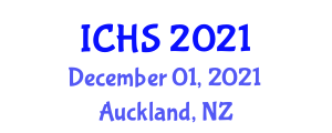 International Conference on Heart Surgery (ICHS) December 01, 2021 - Auckland, New Zealand