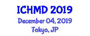 International Conference on Hereditary Metabolic Diseases (ICHMD) December 04, 2019 - Tokyo, Japan