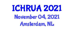 International Conference on High-Rise Urbanism and Architecture (ICHRUA) November 04, 2021 - Amsterdam, Netherlands