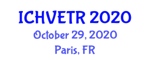 International Conference on High Voltage Engineering, Technology and Research (ICHVETR) October 29, 2020 - Paris, France