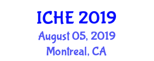 International Conference on Higher Education ICHE on August 05-06