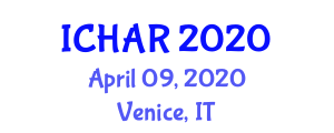 International Conference on History and Anthropology of Religion (ICHAR) April 09, 2020 - Venice, Italy
