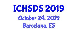 International Conference on Homeland Security and Defense Studies (ICHSDS) October 24, 2019 - Barcelona, Spain