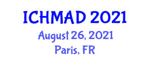 International Conference on Horse Mating and Animal Diseases (ICHMAD) August 26, 2021 - Paris, France
