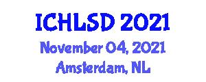 International Conference on Hospitality Leadership and Self-Development (ICHLSD) November 04, 2021 - Amsterdam, Netherlands