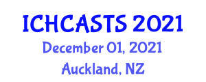 International Conference on Human Centered Actuators, Surgery Tools and Systems (ICHCASTS) December 01, 2021 - Auckland, New Zealand