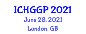 International Conference on Human Geography and Geographical Planning (ICHGGP) June 28, 2021 - London, United Kingdom
