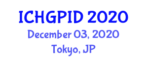 International Conference on Human Geography, Planning and International Development (ICHGPID) December 03, 2020 - Tokyo, Japan