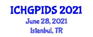 International Conference on Human Geography, Planning and International Development Studies (ICHGPIDS) June 28, 2021 - Istanbul, Turkey