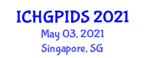International Conference on Human Geography, Planning and International Development Studies (ICHGPIDS) May 03, 2021 - Singapore, Singapore