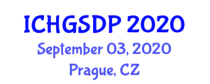 International Conference on Human Geography, Spatial Development and Planning (ICHGSDP) September 03, 2020 - Prague, Czechia