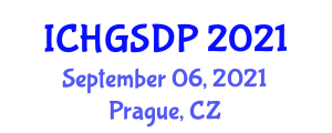 International Conference on Human Geography, Spatial Development and Planning (ICHGSDP) September 06, 2021 - Prague, Czechia