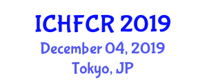 International Conference on Hydrocarbon Fuel Chemistry and Research (ICHFCR) December 04, 2019 - Tokyo, Japan