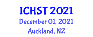 International Conference on Hydrocarbon Science and Technology (ICHST) December 01, 2021 - Auckland, New Zealand