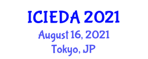 International Conference on Image Encryption and Decryption Algorithms (ICIEDA) August 16, 2021 - Tokyo, Japan