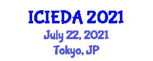 International Conference on Image Encryption and Decryption Algorithms (ICIEDA) July 22, 2021 - Tokyo, Japan