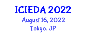International Conference on Image Encryption and Decryption Algorithms (ICIEDA) August 16, 2022 - Tokyo, Japan
