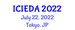 International Conference on Image Encryption and Decryption Algorithms (ICIEDA) July 22, 2022 - Tokyo, Japan