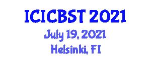 International Conference on Implementation of Computer-Based Sport Training (ICICBST) July 19, 2021 - Helsinki, Finland