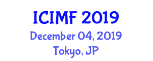 International Conference on Industrial Microbiology and Fermentation (ICIMF) December 04, 2019 - Tokyo, Japan