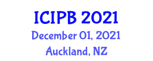 International Conference on Industrial Pharmacy and Biochemistry (ICIPB) December 01, 2021 - Auckland, New Zealand