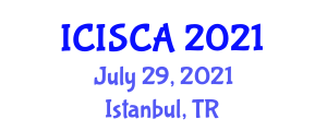 International Conference on Information Security and Cryptology Applications (ICISCA) July 29, 2021 - Istanbul, Turkey