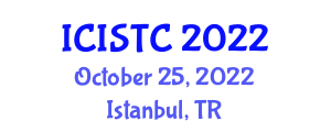 International Conference on Information Security Theory and Cryptology (ICISTC) October 25, 2022 - Istanbul, Turkey