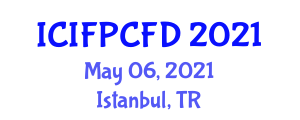 International Conference on Innovative Food Preservation, Canning, Freezing and Drying (ICIFPCFD) May 06, 2021 - Istanbul, Turkey